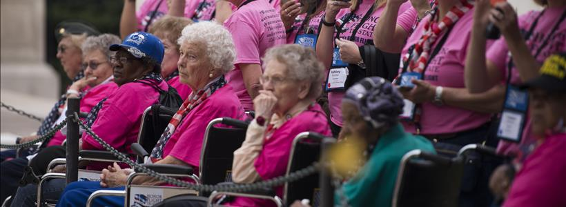 All-female Honor Flight