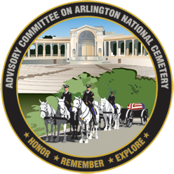 Advisory Committee on Arlington National Cemetery Seal