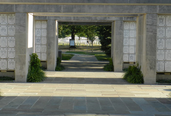 The Columbarium at Arlington National Cemetery